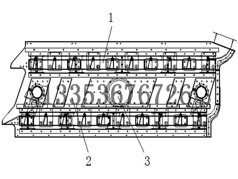 3层chi张shai图纸